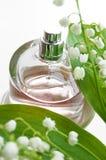 parfum de Liliy-de-le-vallée Photographie stock libre de droits