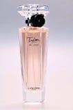 Parfum Lancome, Tresor d'UCE de parfum dans l'amour Photo stock
