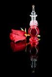 Parfum rouge Photos libres de droits