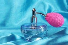 瓶parfume 免版税库存照片