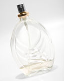Parfume bottle Stock Photography
