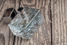 Parfume bottle Stock Image