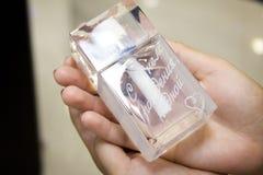 Parfume Bottle Stock Photos