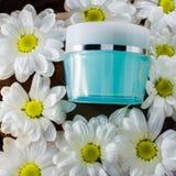 Parfume, cream, fresh, water, movement, cosmetic Stock Images