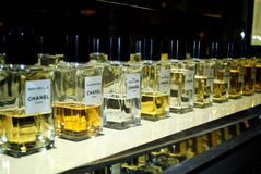 Parfume de Chanel foto de stock royalty free