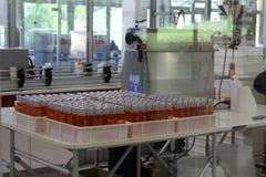 Parfume production