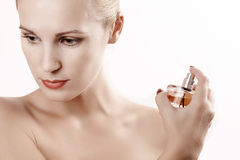 Parfume spray a Royalty Free Stock Images