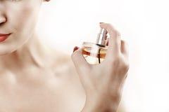 Parfume spray Royalty Free Stock Photo