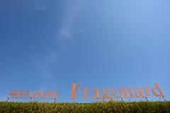 Parfumerie Fragonard Stock Image