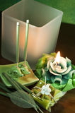 Parfums pour les maisons écologiques Image stock