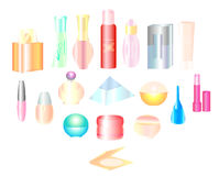 parfymeriaffärset Royaltyfri Fotografi