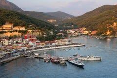 parga Греции Стоковые Изображения RF