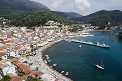 Parga Royalty Free Stock Photography
