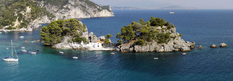 Parga Stock Photo