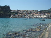 Parga Photo stock