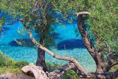Parga Grèce Photographie stock libre de droits
