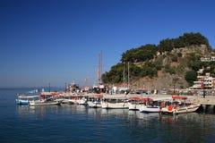 Parga Grèce Photos stock