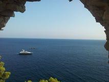 Parga, Grécia, Europa Fotos de Stock Royalty Free