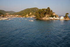 Parga,Greece Royalty Free Stock Images
