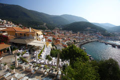 Parga,Greece Royalty Free Stock Photography