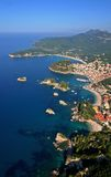 Parga Greece Imagem de Stock Royalty Free
