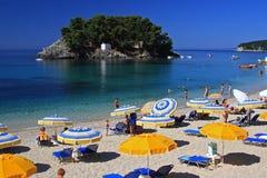 Parga Greece Stock Photography