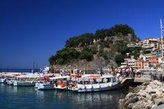 Parga Greece Royalty Free Stock Photography