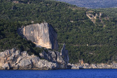parga greece Fotografia Royalty Free
