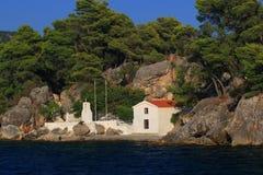 Parga Greece Royalty Free Stock Photo