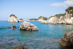 Parga - Greece Stock Image
