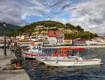 Parga, Greece Royalty Free Stock Photo