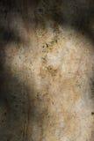 Parget葡萄酒与斑点的墙壁背景 免版税库存照片