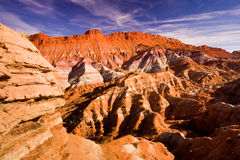 Paria Badlands Stock Photos