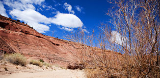 Paria Canyon Landscape Royalty Free Stock Photos