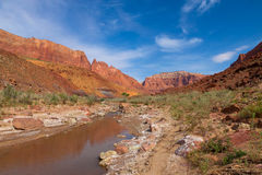 Paria Canyon Royalty Free Stock Image