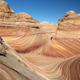 The Paria Canyon, Vermilion Cliffs, Arizona Royalty Free Stock Images