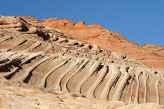 The Paria Canyon, Vermilion Cliffs, Arizona Royalty Free Stock Photography