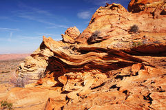 Paria Canyon-Vermilion Cliffs Wilderness, Arizona, USA Royalty Free Stock Images