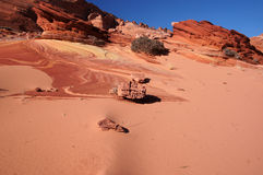 Paria Canyon-Vermilion Cliffs Wilderness, Arizona, USA Royalty Free Stock Image