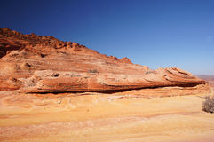 Paria Canyon-Vermilion Cliffs Wilderness, Arizona, USA Stock Image