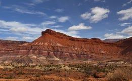 Paria dal, Utah Royaltyfri Bild