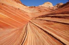 Paria falez Vermilion pustkowie, Arizona, usa Zdjęcie Royalty Free