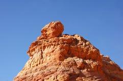 Paria Kanjon-cinnoberfärger klippor vildmark, Arizona, USA Fotografering för Bildbyråer
