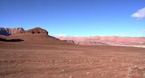 Paria Kanjon-Vermilion klippavildmark, Utah, USA Fotografering för Bildbyråer