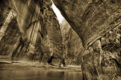 Paria River Canyon, Utah Stock Photography