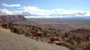 Paria USA Falez Pustkowie, Utah, USA Zdjęcia Royalty Free