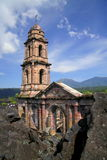 Paricutin ruins Royalty Free Stock Photography