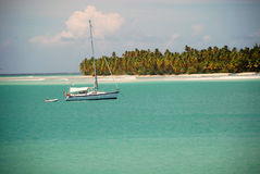 Paridise dei 5 caraibici Fotografie Stock Libere da Diritti