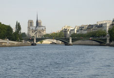 Parigi 27, Notre Dame immagini stock