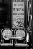 Parigi, biere Immagine Stock